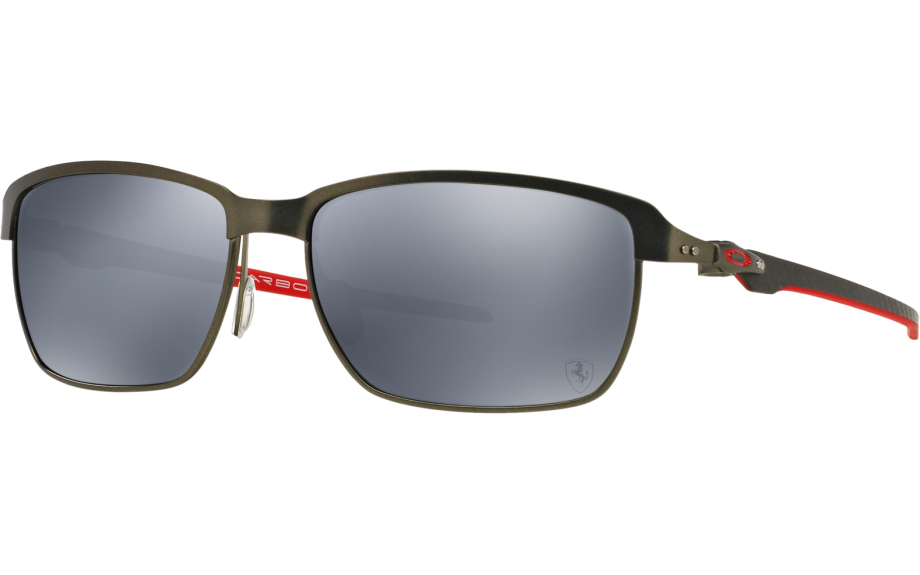 155d911ab97 Oakley Ferrari Collection TinFoil Carbon Carbon OO6018-06ALT - Free  Shipping