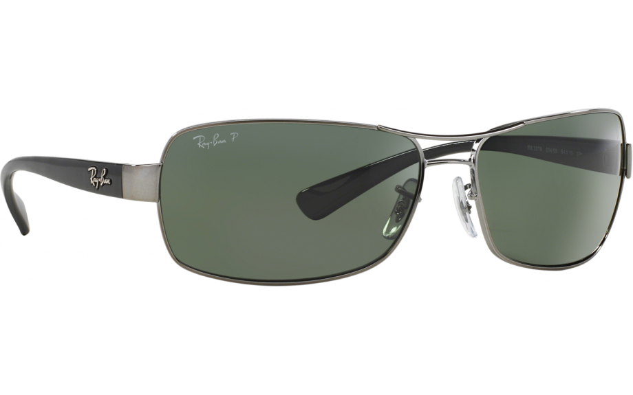 c8eb75420 Ray-Ban RB3379 004/58 64 Sunglasses - Free Shipping | Shade Station