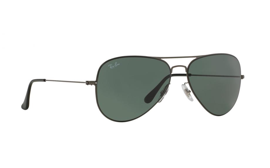 54d757a717 Ray-Ban Aviator Flat Metal RB3513 147 71 58 Sunglasses - Free Shipping