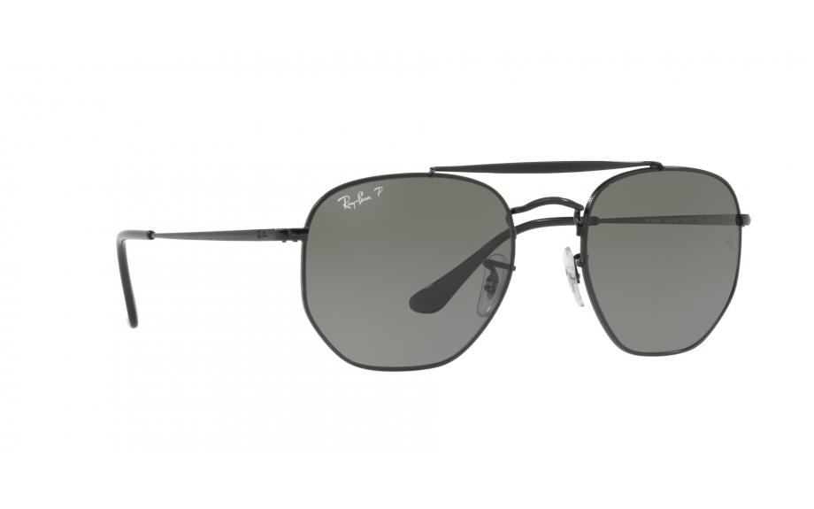 80ef3e9800c Ray-Ban The Marshal RB3648 002 58 54 Sunglasses - Free Shipping ...