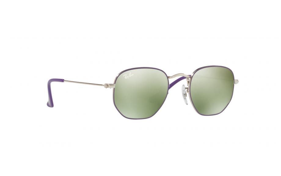 1f285f69ef Ray-Ban Junior Junior Hexagonal RJ9541SN 262 30 44 Sunglasses - Free ...