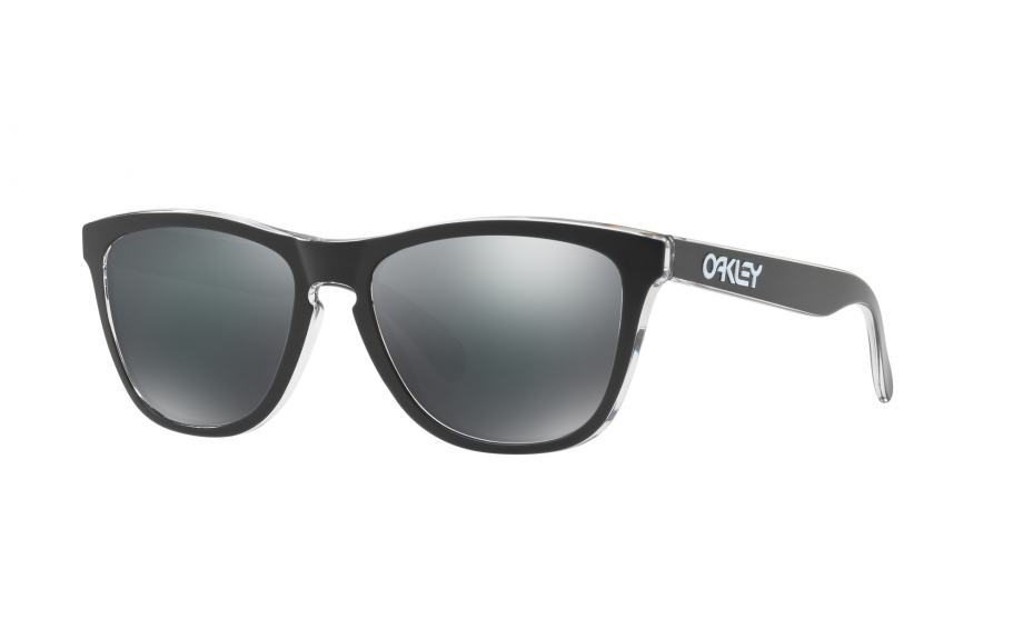 oakley frogskins asian fit shiny black oo9245 01 asian fit free rh sg shadestation com