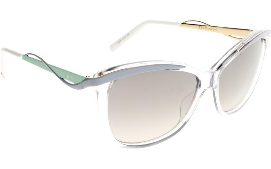 dd7229488ab Dior Metal Eyes 2 6OD 57 Sunglasses - Free Shipping