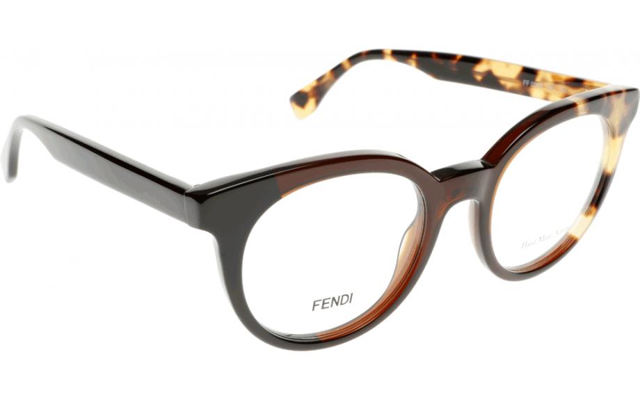 aaa23407d24b Fendi By The Way FF0065 MXU 49 Glasses - Free Shipping   Shade Station