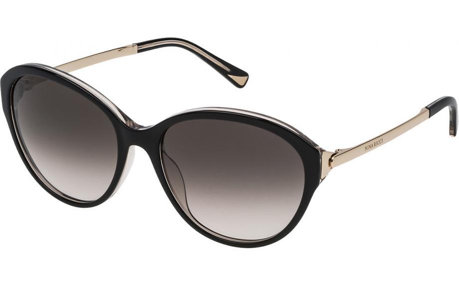 f3fa049c0c08 Nina Ricci SNR053 09LM 58 Sunglasses - Free Shipping   Shade Station