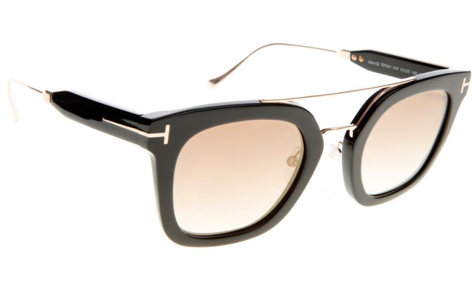Tom Ford Sonnenbrille »Alex FT0541«, braun, 52E - braun/braun