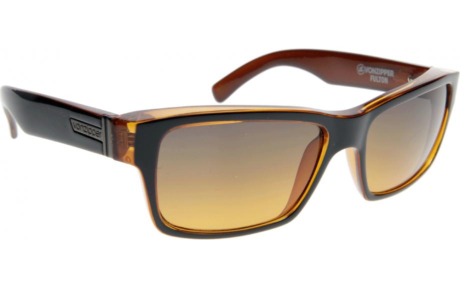1f6978b6347 Von Zipper Fulton VZ SU78 62 9015 Sunglasses - Free Shipping