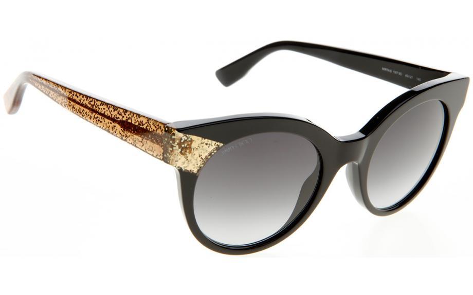 118e90f5bffd Jimmy Choo MIRTA S 1W7 90 49 Sunglasses - Free Shipping