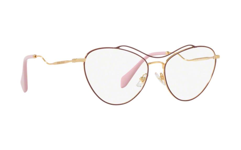 40d68729ac8 Miu Miu MU53PV UA5101 56 Glasses - Free Shipping